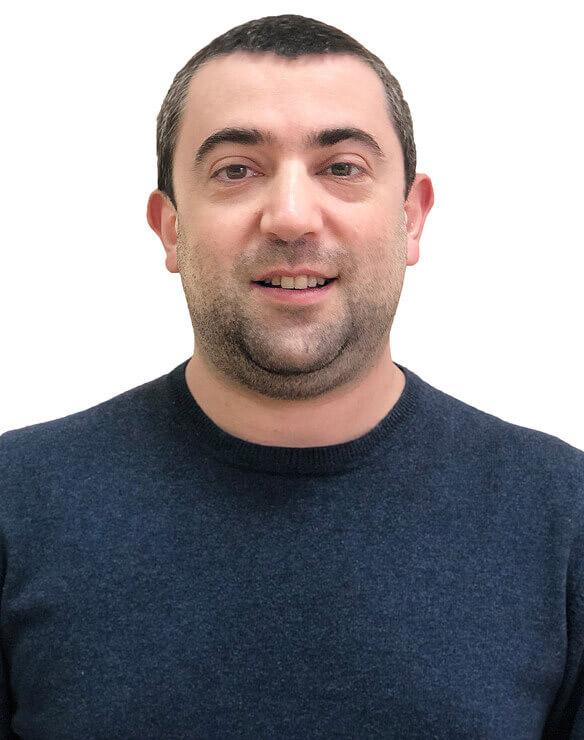 Dmytro Ashkinazi